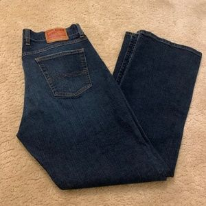 Lucky Brand 14/32 Classic Fit Dark Wash Jeans